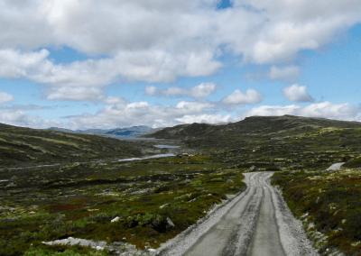 Hardangervidda Kalhovd